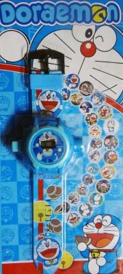Plantech Doraemon Kids Projector Watch