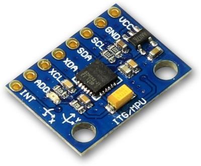 Robokits Triple Axis Accelerometer & Gyro Mpu-6050 Breakout