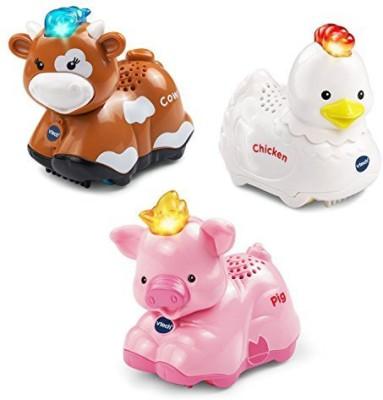 VTech Go! Go! Smart Animals Smart Animals - Farm Animals 3-pack