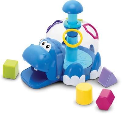 B Kids Shape Sorting Hippo