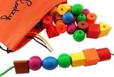 Skoolzy Jumbo Primary Stringing Bead Set...