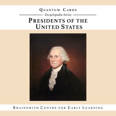 Brainsmith Presidents of the United States Quantum Cards