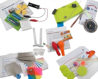 I Love Science :Mega fun-science kit