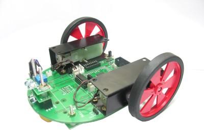 Robosoft Systems Avr Swarm Robot Kit