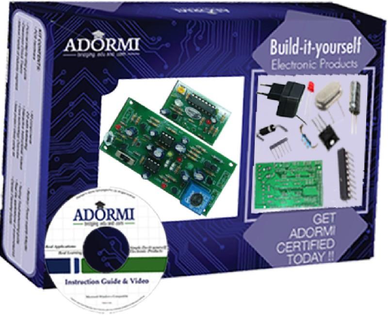 Adormi Infrared Intruder Alert Security System(Multicolor)