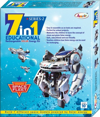Annie 7 In 1 Educational Solar Kit S-2 (S)