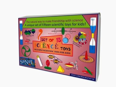 Junior Scientist 15 In 1 Science Toys Set