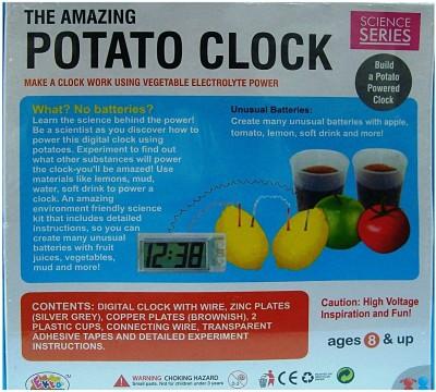 Ekta Amazing Potato Clock