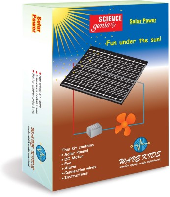 Wavekids Solar Power
