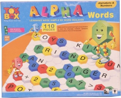 Toysbox Alpha Words