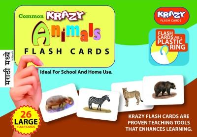 Mind Wealth Krazy Animals- Marathi With Ring