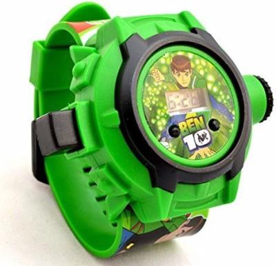 Plantech Ben 10 Kids Projector Watch