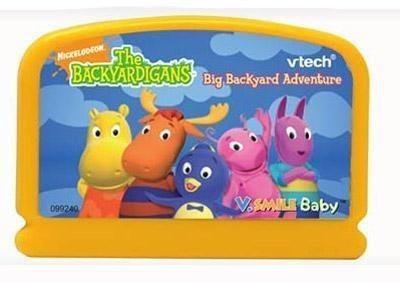 VTech V.Smile Baby: Backyardigans: Big Backyard Adventures