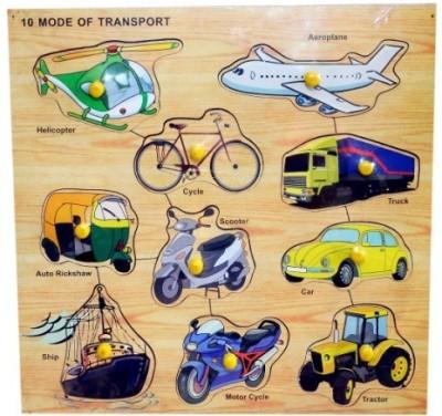 Avani Industries Transport Puzzle