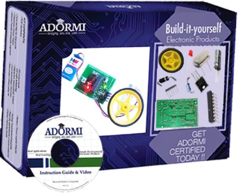 Adormi Gesture Based DC Motor Accelerator(Multicolor)