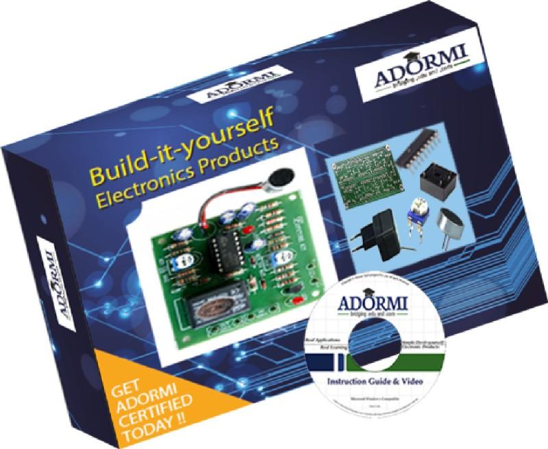 Adormi Automatic Voice Activated Switch(Multicolor)