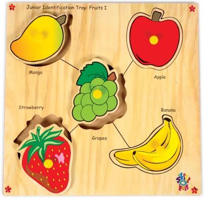 Skillofun Junior Identification Tray Fruits I