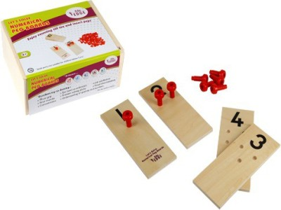 Eduedge Let,S Solve - Numerical Peg Boards
