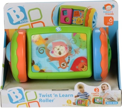 B Kids Twist N Learn Roller