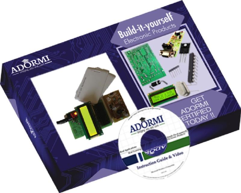 Adormi NFC Personal Medical Smart Card(Multicolor)
