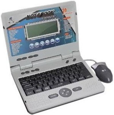 Shop & Shoppee Educational Laptop With 30 Educational Activities