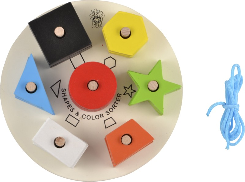 Skillofun Shape and Color Sorter