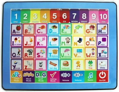 Shop & Shoppee Smart English Y-Pad Learning Tablet for Kids