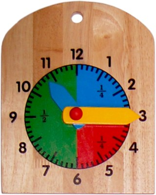 Little Genius Learning Clock