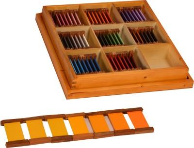 Kidken Montessori Tertiary Colour Tablets