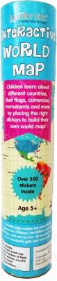Traveller Kids Interactive World Map