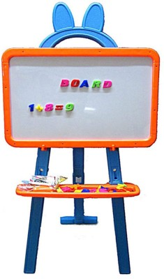Prro In 1 Magnetic White And Black Learning Board