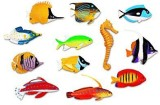 Learning Resources Fish Counters Set Of ...