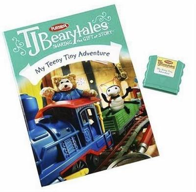 Hasbro Playskool T.J. Bearytales - My Teeny Tiny Adventure