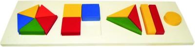 Kinder Creative Fraction Board