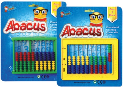 Sunny New Super Abacus set of 2