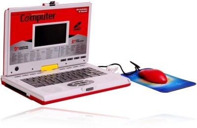 Theme My Party Intellective Computer With CD Drive ,Mouse & Headphones Incl 80 Activities & Games