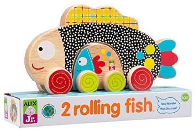 Alex Toys Alex Jr. 2 Rolling Fish