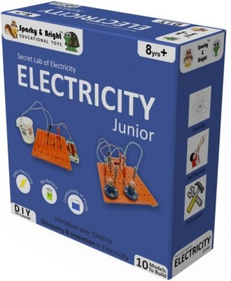 Sparky & Bright Secret Lab Of Electricity - Junior - 10 in 1