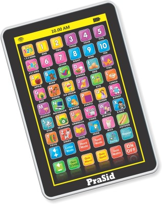 Prasid My Pad Mini English Learning Tablet for Kids - Indian Voice
