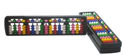 Djuize 17 Rod Multicolor Abacus Set Of 3