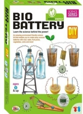 Ekta Ekta Bio Battery(Multicolor)