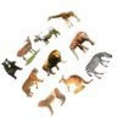 AIMEDU TOY JUMBO CUTOUT WILD ANIMAL