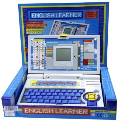 A R ENTERPRISES english learning kids laptop