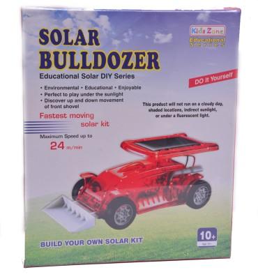 KKD (Kids Zone) Solar Bulldozer