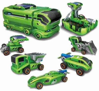 Prro Solar Toy 7 In 1 Series-1
