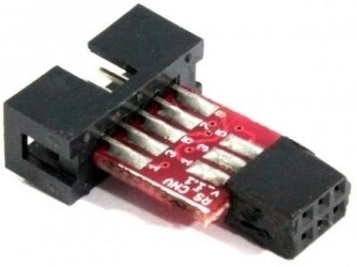 Robosoft Systems 10 Pin To 6 Pin Programming Adaptor