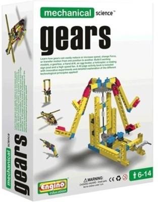Elenco Mechanical Science Gears