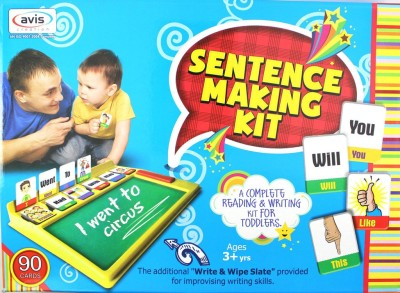 Avis Creation Sentence Making Kit