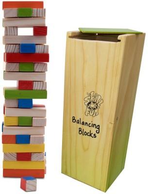 Skillofun BALANCING BLOCKS(Multicolor)