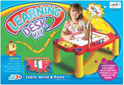 Massell Avis Detachable Learning Desk Kit